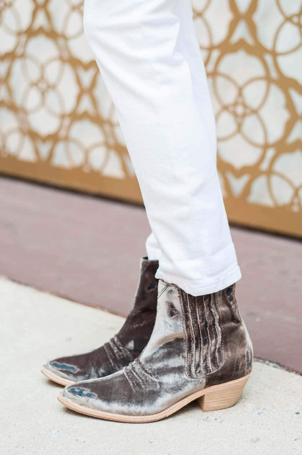 The New Shoe You Need Now: An Ankle Boot Like This