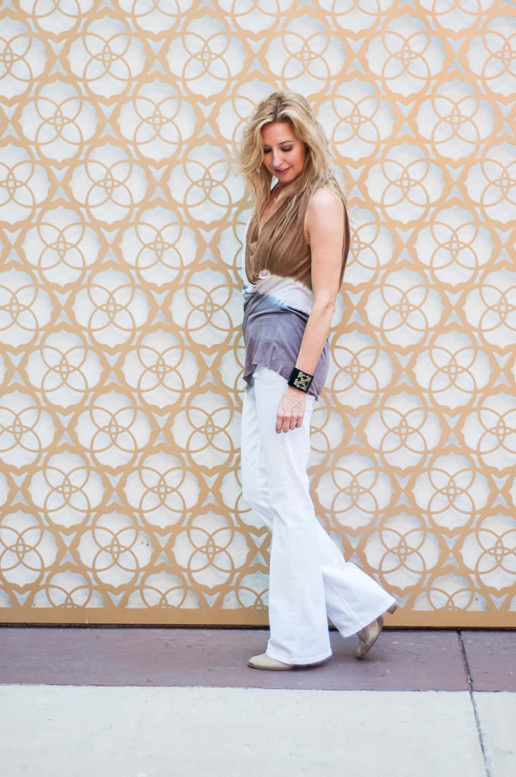 How To Wear White Jeans And Other Summer Staples After