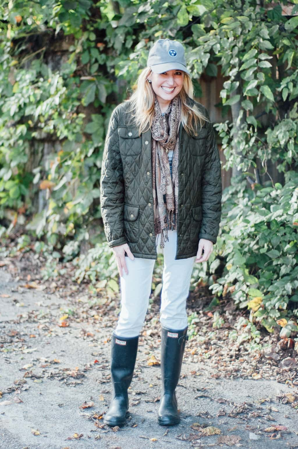 how to wear wellies with jeans