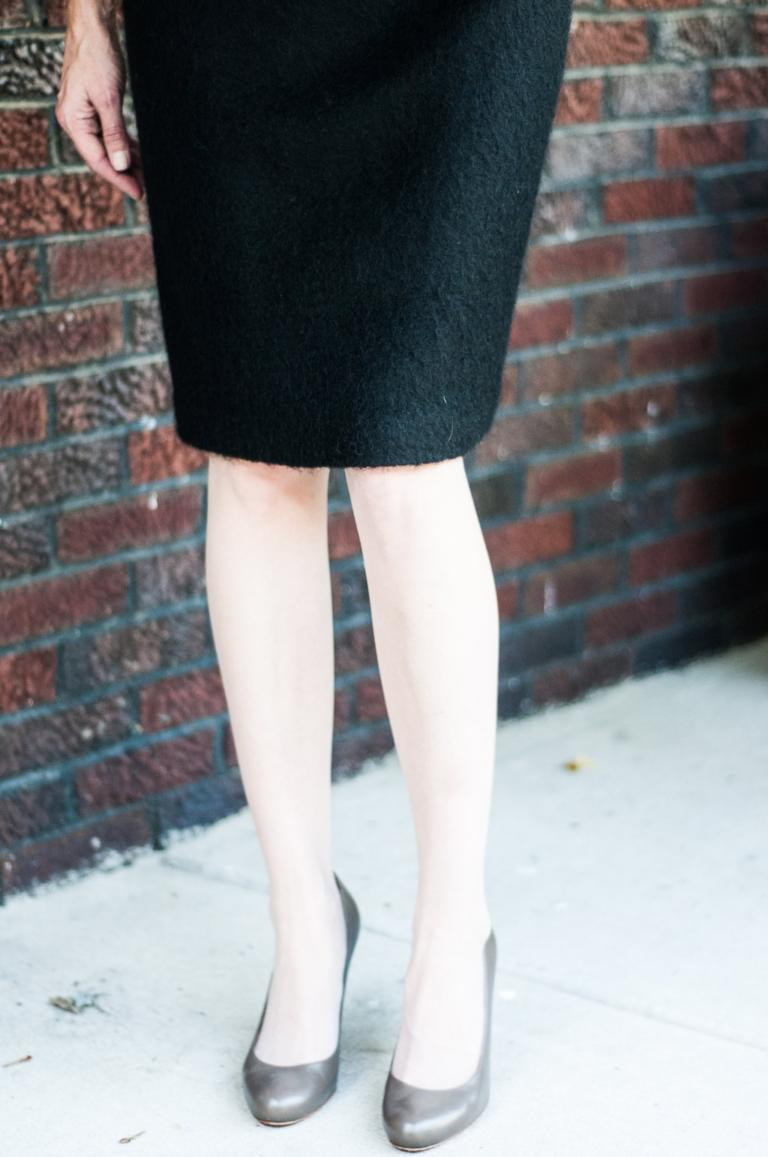It's Getting Cold: How To Wear Tights and Hose