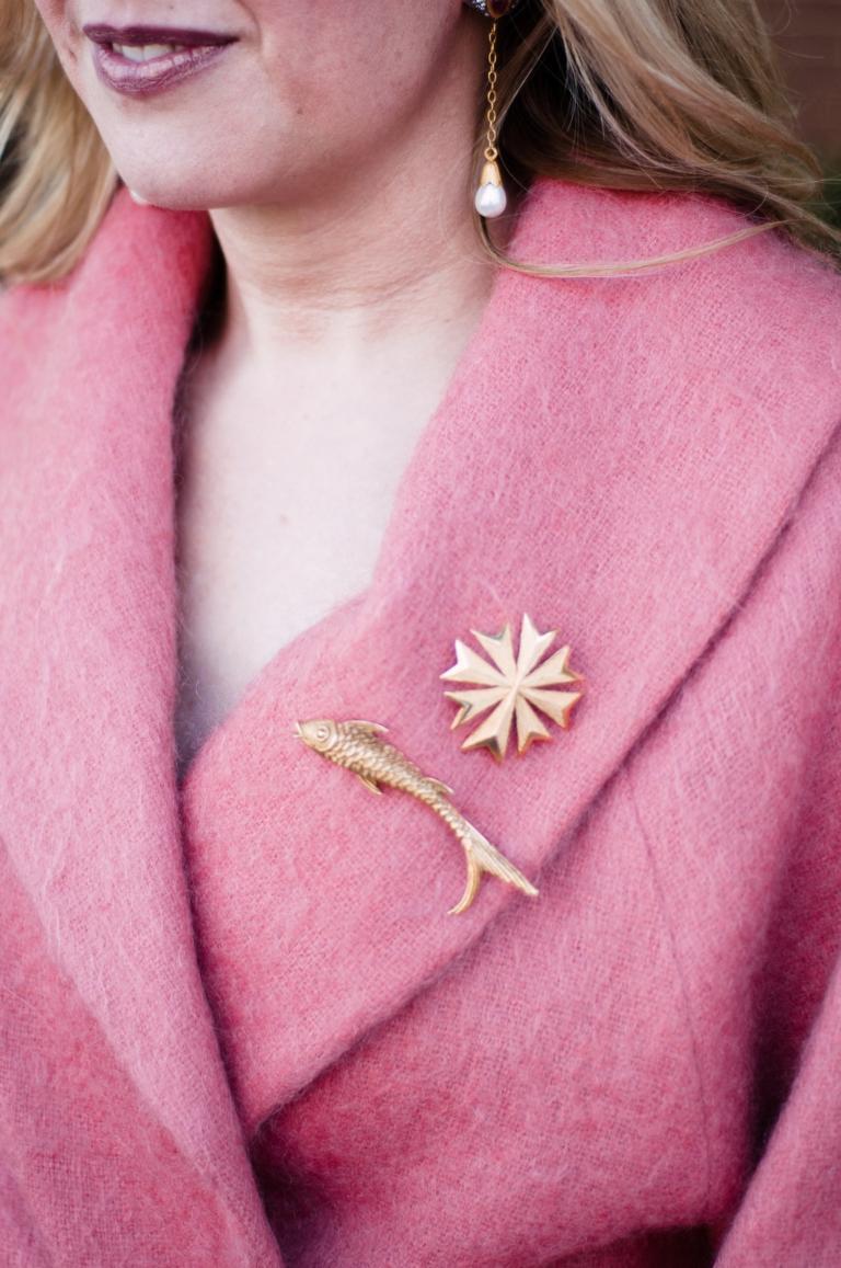 A Stylish Winter Coat Wardrobe
