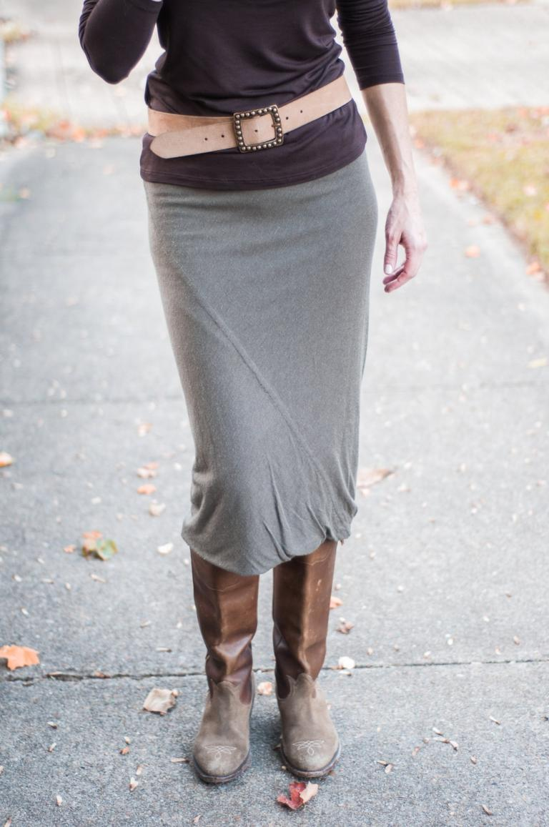 How To Wear Tall Boots Without Looking Like A Sorority Girl