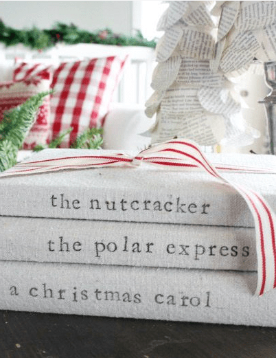 Five Holiday Books I Love : 25 Days of Delights, December 9, 2015