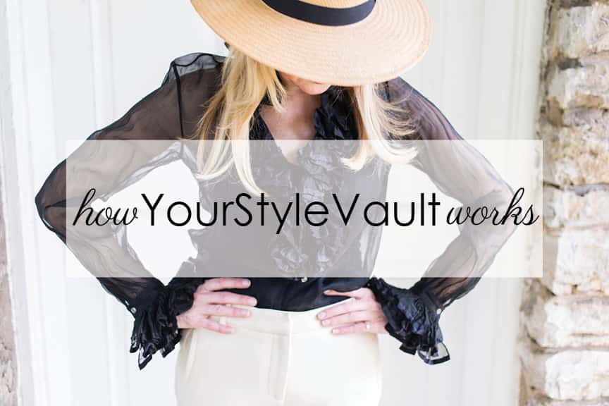 How YourStyleVault Works