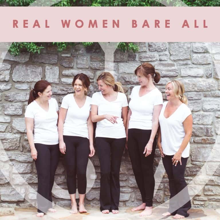 Real Women Bare All