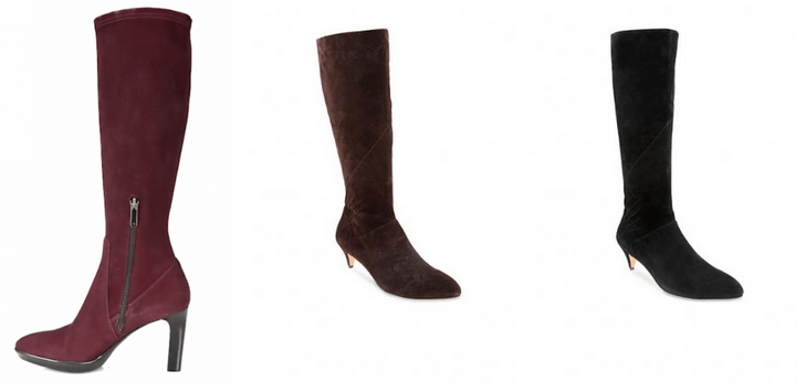 {August} Fabulous Over Fifty: Barbara's Fall Boots