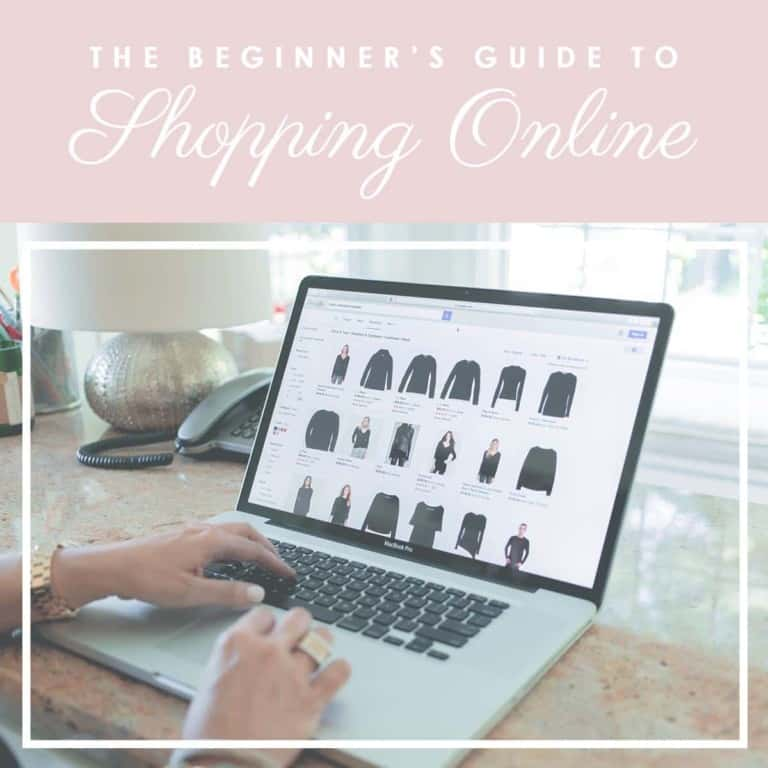 The Beginner's Guide to Online Shopping