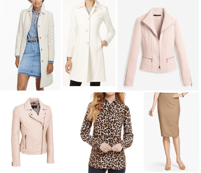 {September Complete} Classic Coats That Are Also Modern & Trendy