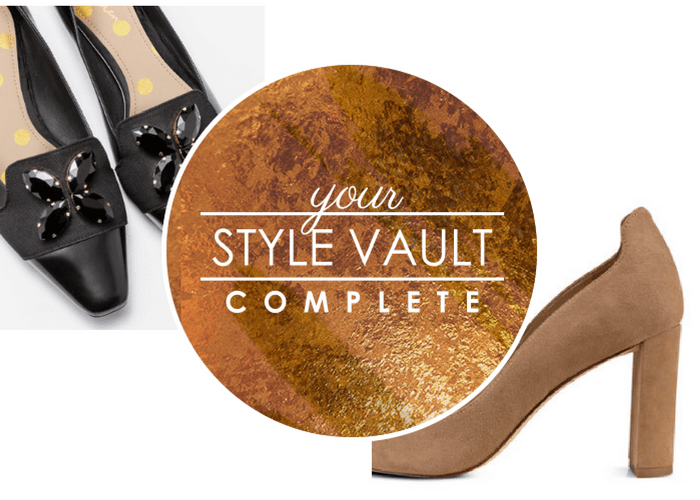 {October Modern Classics} Tina's Must-Have Fall Shoes
