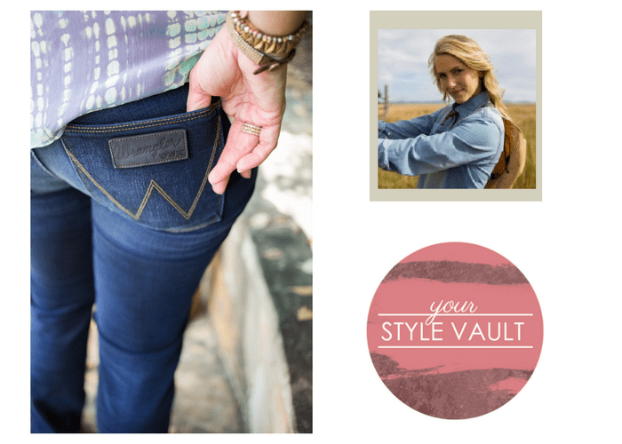 {October Classics} American Icon Denim