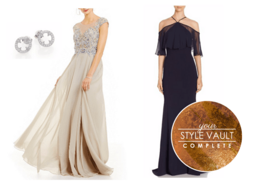{October Modern Classics} Fashion Show Evening Dresses + Special Offer
