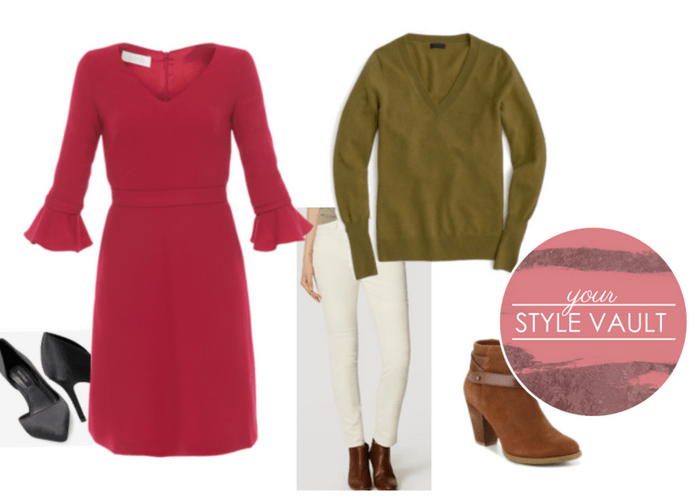 {November Modern Classics} Holiday Wardrobe Prep