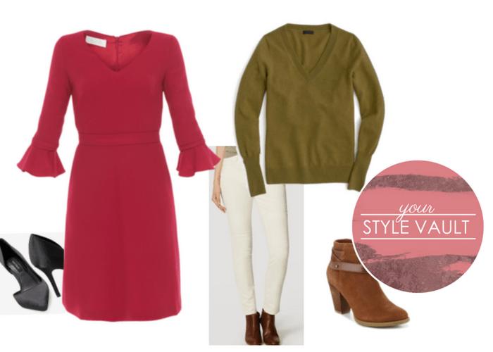 {November Modern Classics} Holiday Wardrobe Prep