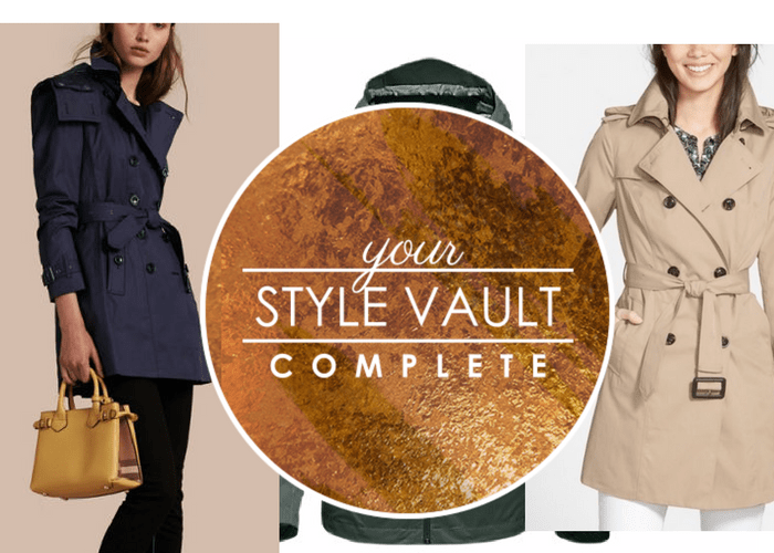 {October Finding Your Fit} Coats That Pack & Travel Well
