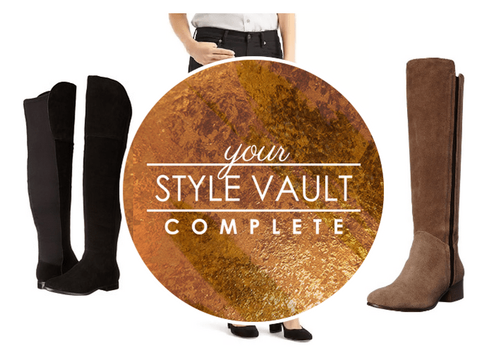 {October Modern Trends} Over The Knee Boots