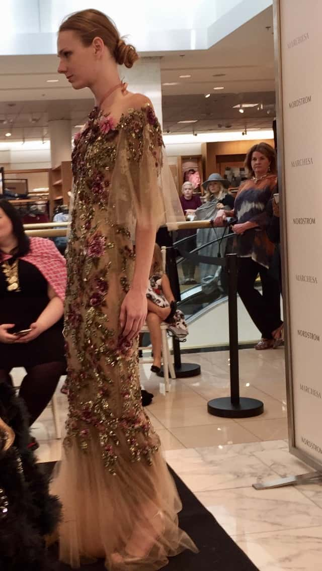 Experience A Couture Fashion Show With Tina