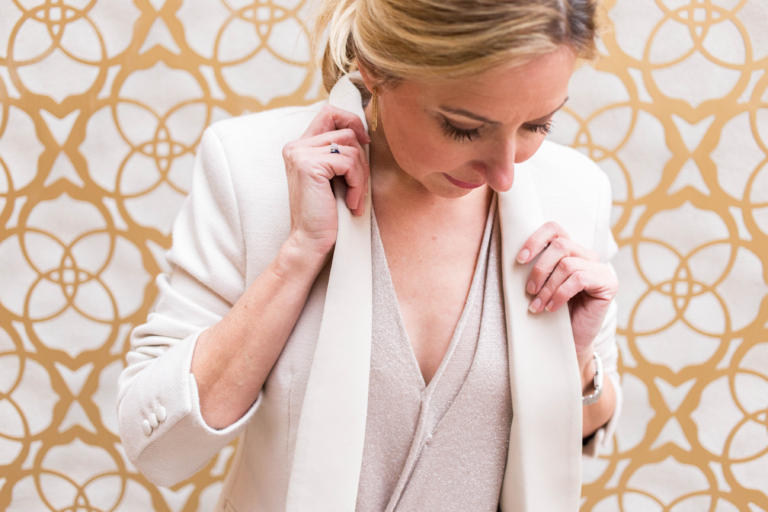 A Tuxedo Jacket: You Have To Have One and Here's How To Wear It