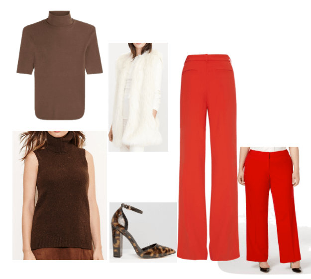 Shop This: Spotlight On Mixing and Matching With Red