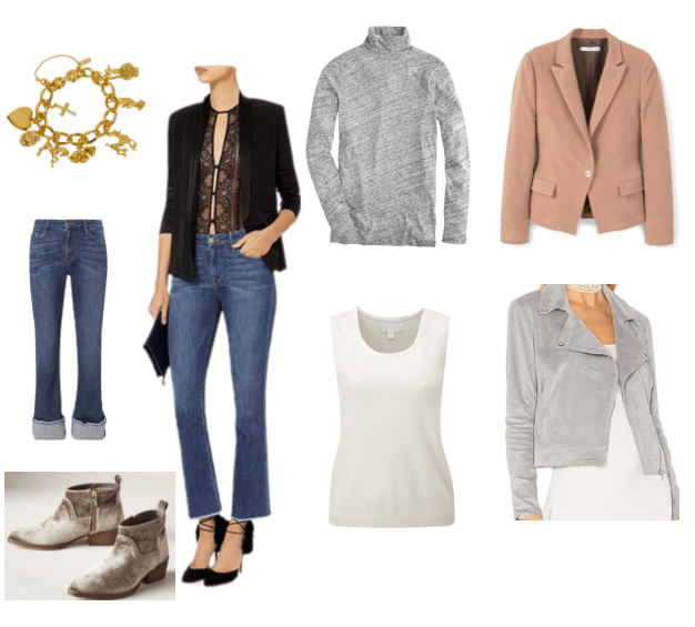 {Complete Insider Extra} Shop This: A Winter Capsule Wardrobe