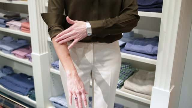How To Cuff Your Sleeves