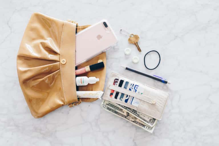 Bag Essentials: Here's What's In My Clutch