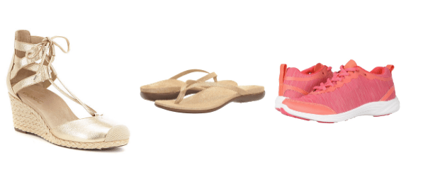 SV Complete Exclusive: Shop This: Summer Shoes, Comfortable and Stylish