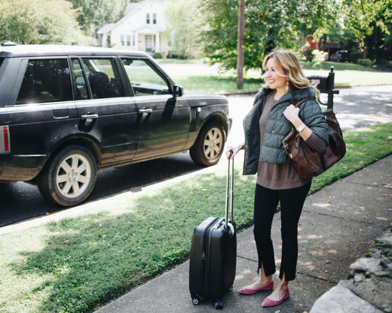 Complete Insider Early Access: Packing For A Fall Weekend Getaway + Airport Outfits (Full-Length Edition)