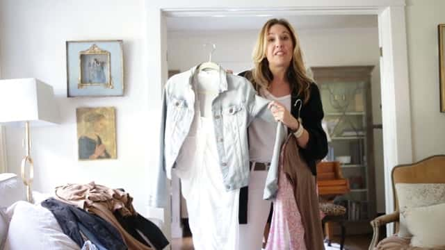 VIDEO - The Complete Guide for Transitioning Your Summer Wardrobe to Fall!
