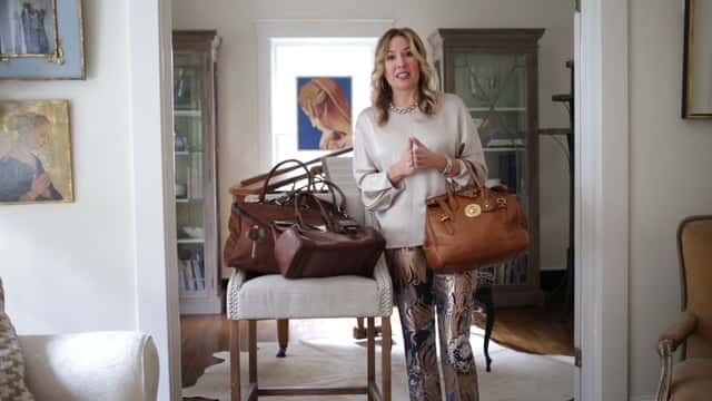 VIDEO - The Best Investment Handbags