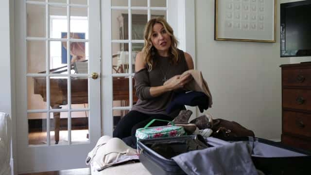 Video - How To Pack One Carry-On For A Fall Weekend Getaway