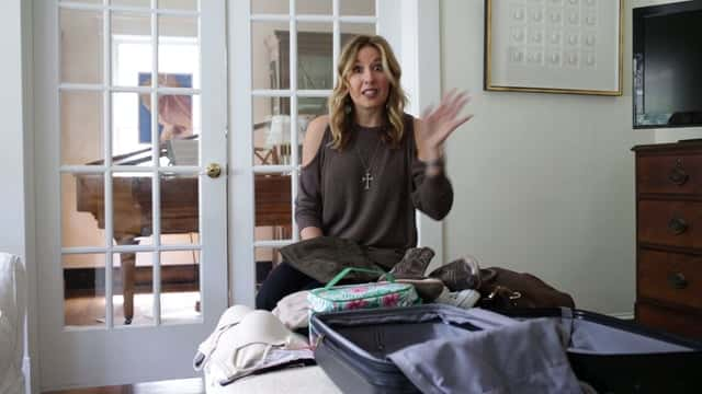 VIDEO - Quick Tip: How to Pack for a Weekend in a Carry-On