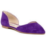 Kristin Cavallari by Chinese Laundry Cadence Suede Flat