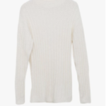 Genuine People Wool Mohair Blend Sweater