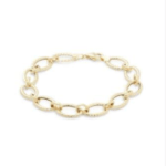 14K Yellow Gold Chain Bracelet (SALE)
