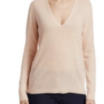 SALE! Theory Cashmere V-Neck Sweater
