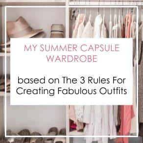 Member Exclusive! My Summer Capsule Wardrobe & Style Album