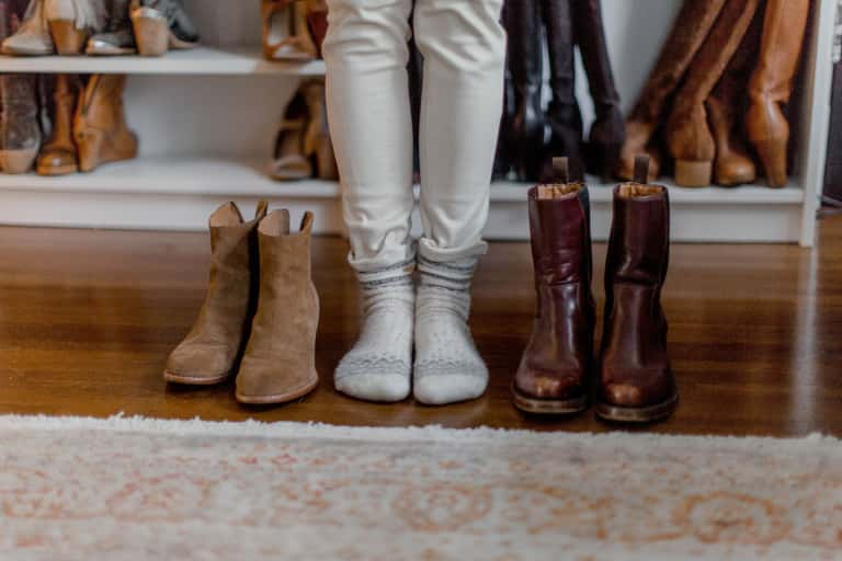 [Members-Only] Let's Get This Straight: How To Wear Ankle Boots With Skinny Jeans