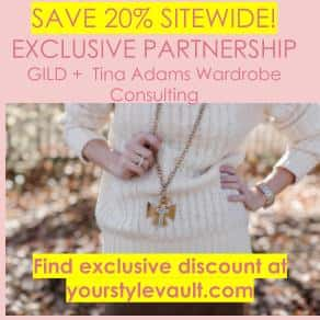 [Members-Only Exclusive Discount] Tina Adams + Gild Designs