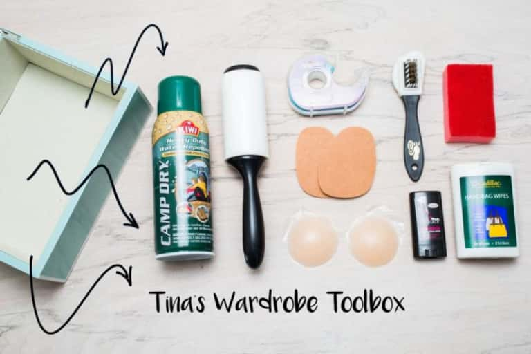 [Member Exclusive] Tina's Top Ten Style Hacks and Wardrobe Tips