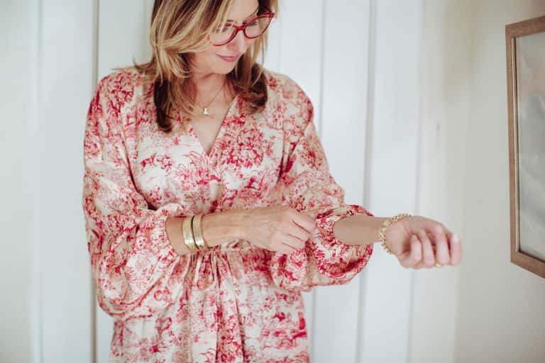 Beautiful Toile For Fall, And Always