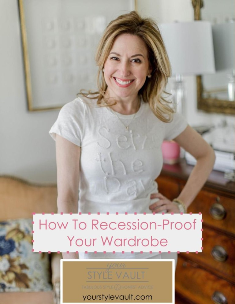 New Guide! [Insider's Only] How To Recession-Proof Your Wardrobe