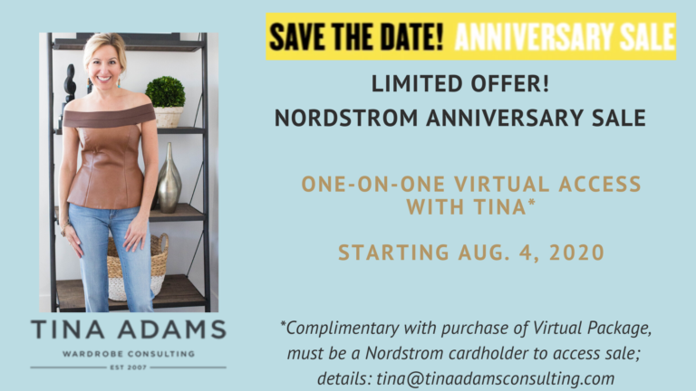 [Insiders Only LIMITED Spots] First Priority Nordstrom Anniversary Sale: My Top Picks