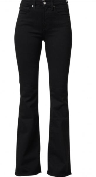 Veronica Beard High Rise Flare Stretch Jean