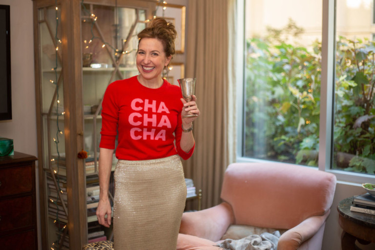 Holidays At Home In These Cheerful Christmas Sweaters