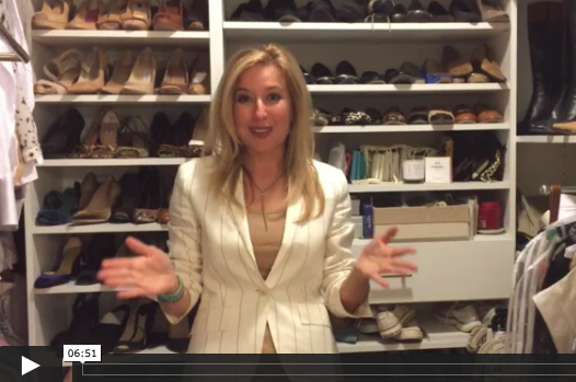 [Video For Insiders] Step Inside My Closet!