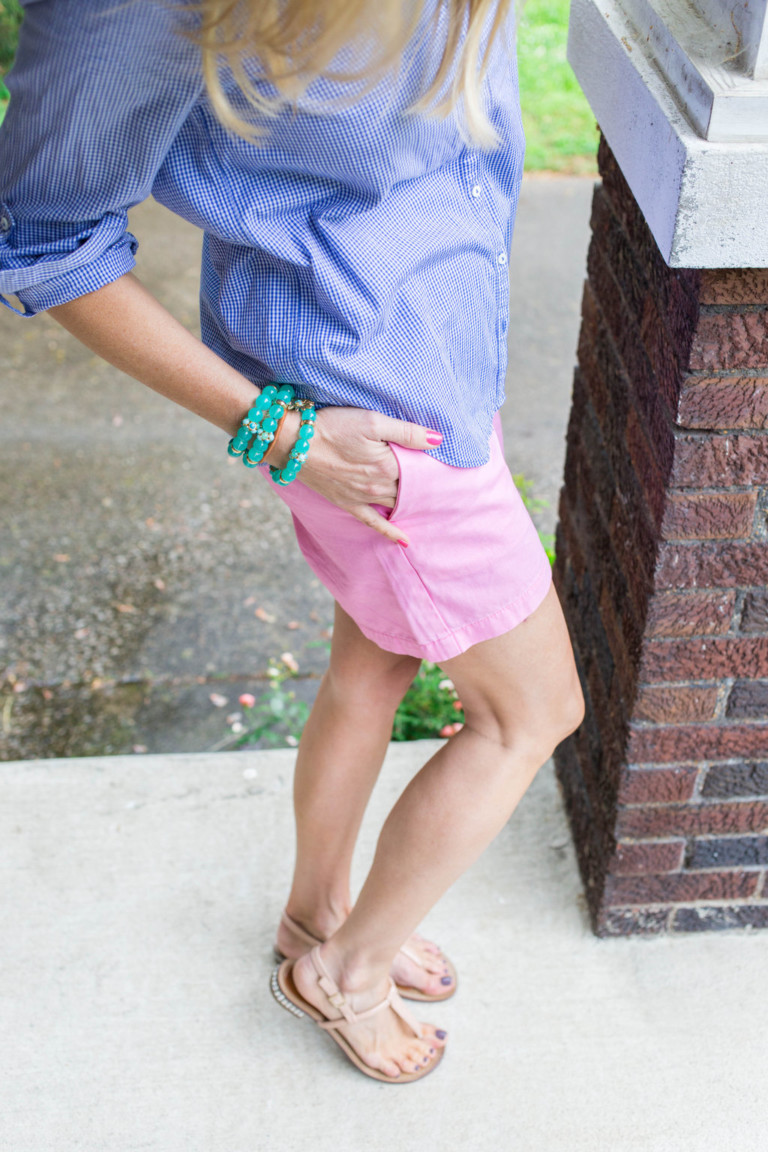 How To Style Shorts Three Ways