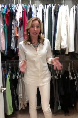2 Videos! Imagine Having Me In Your Closet For A Style Session!