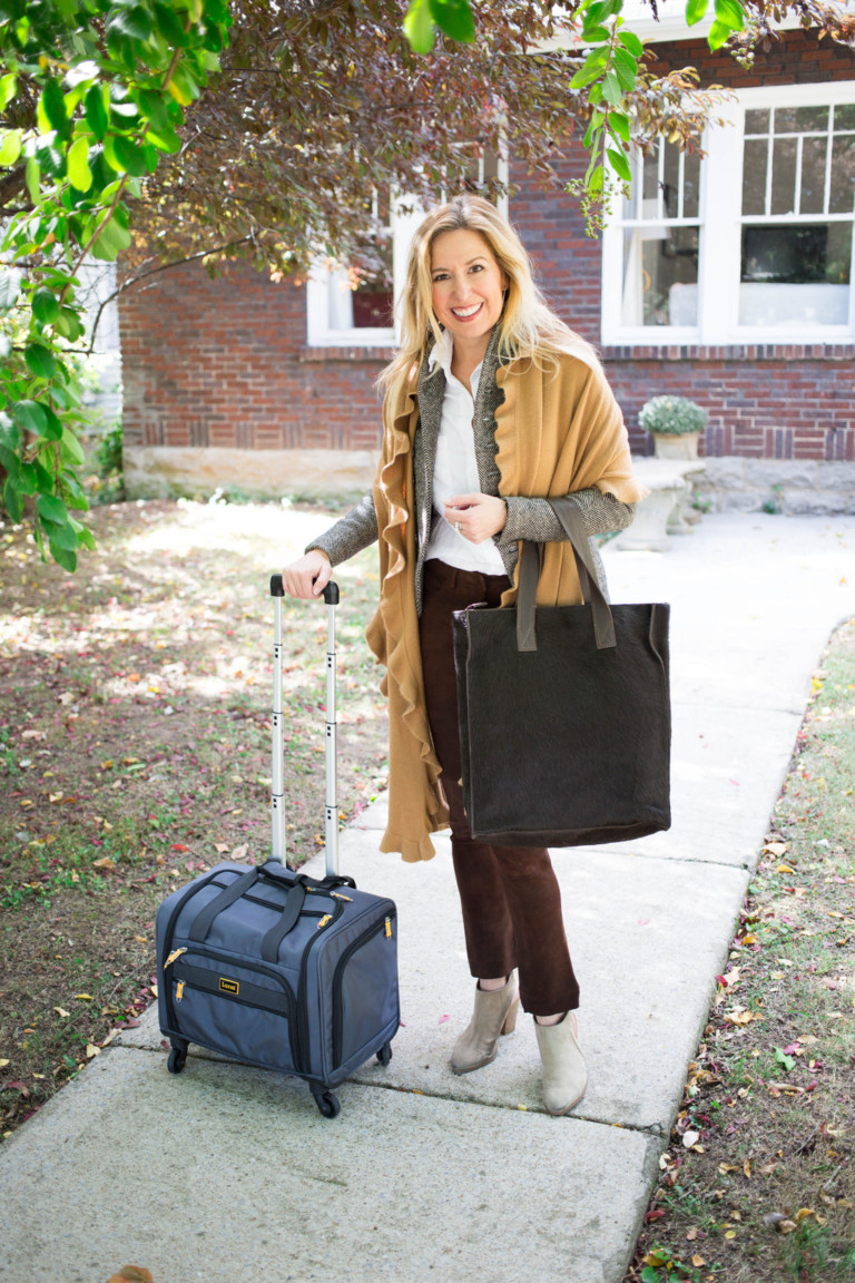 Now Released! NEW FALL WEEKEND WARDROBE Packing For A Girls Trip!